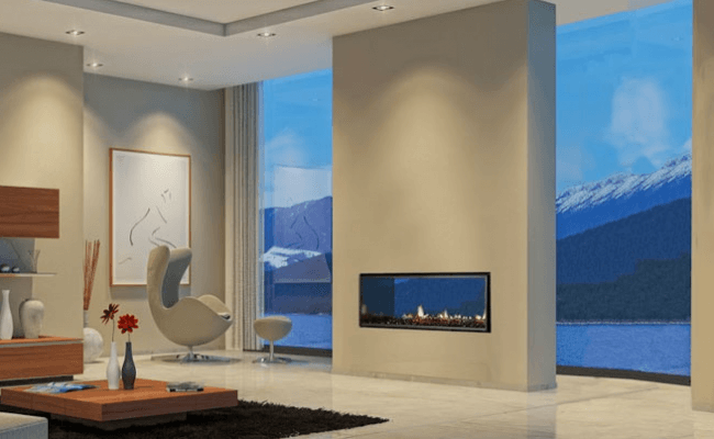 Escea DX1500 FIREPLACE