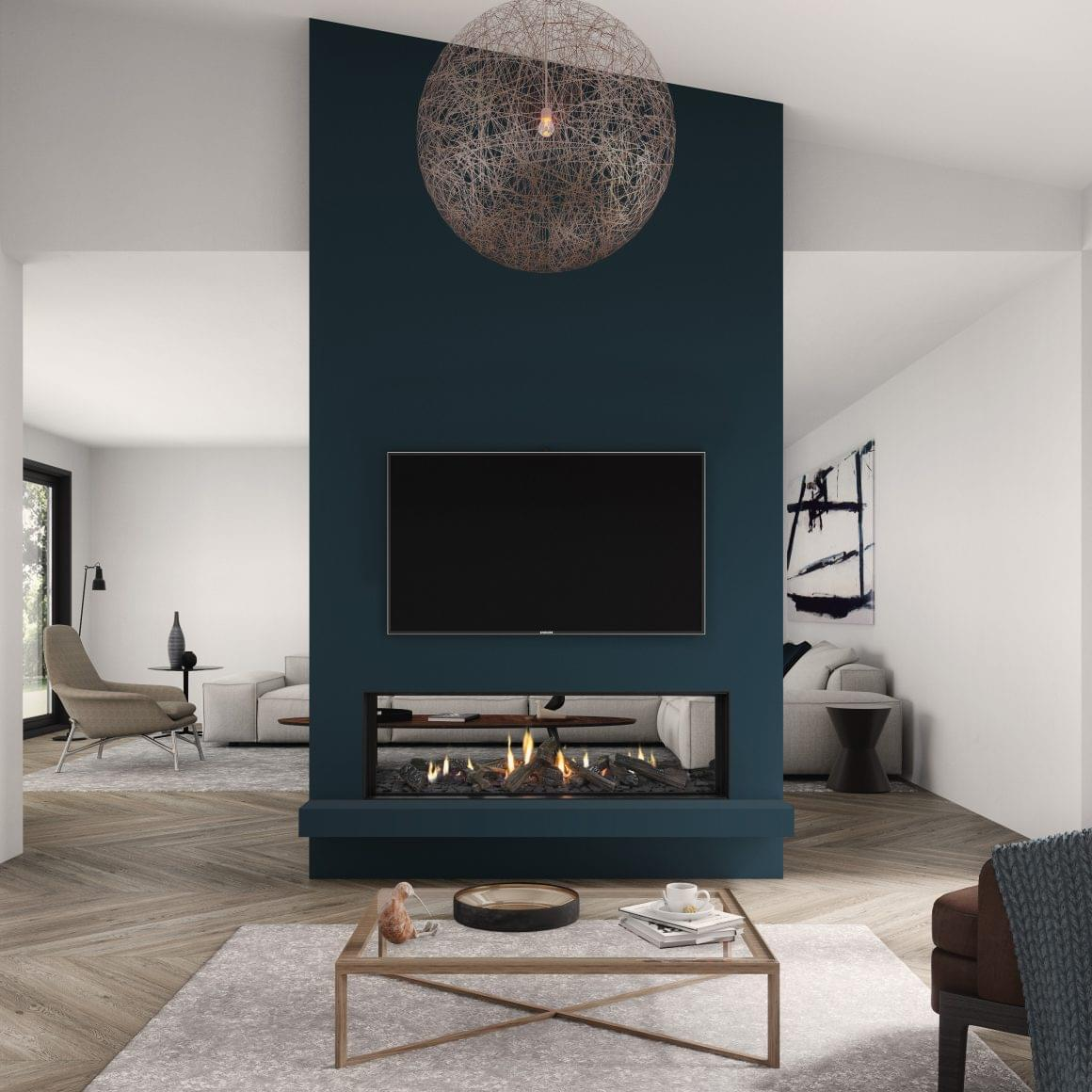 Escea DS1150 FIREPLACE